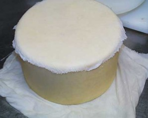 Сыр чеддер в домашних условиях - фото шаг 10