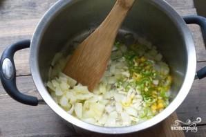 Кукурузный суп-пюре - фото шаг 4