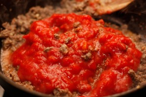 Каннеллони с мясом - фото шаг 6