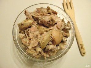 Студень из свиных ножек - фото шаг 5