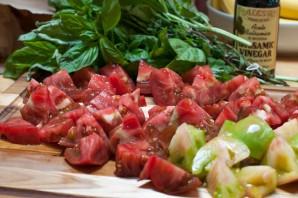 Томатный суп-пюре итальянский - фото шаг 3