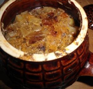 Телятина в горшочке с овощами - фото шаг 6