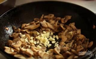 Тортилья картофельная с грибами - фото шаг 5