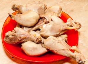 Хрустящие куриные ножки - фото шаг 2