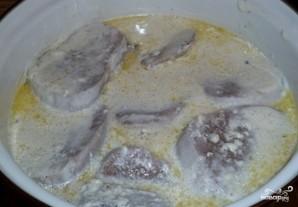 Язык говяжий под соусом - фото шаг 5