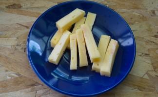 Сыр в пивном кляре - фото шаг 4