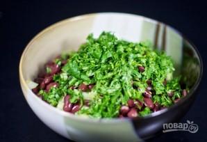 Салат на быструю руку - фото шаг 5