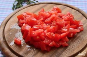 Салат с запеченными овощами - фото шаг 3