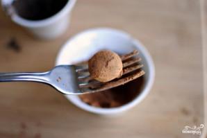 Шоколадные трюфели с корицей и кофе - фото шаг 6