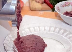 Печеночный торт ПП - фото шаг 2