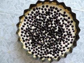 Пирог с творогом и смородиной  - фото шаг 5
