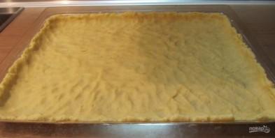Рецепт кудрявого пирога с вареньем - фото шаг 10