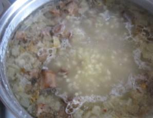 Постный суп с грибами   - фото шаг 6