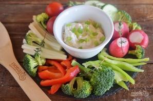 Вегетарианская закуска с греческим йогуртом - фото шаг 7