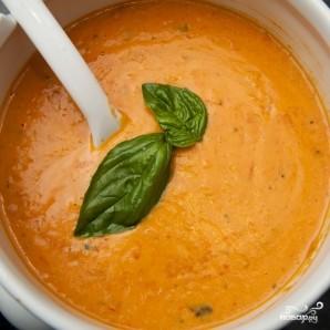 Суп-пюре из помидоров - фото шаг 9