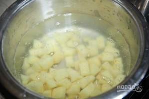 Гречневый суп вегетарианский - фото шаг 6