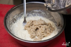 Овсяно-творожное печенье - фото шаг 6