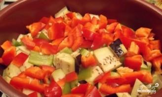 Овощное рагу с рисом - фото шаг 4