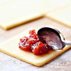 Печенье с вареньем - фото шаг 5