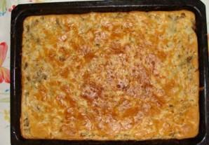 Пирог с рисом и рыбой - фото шаг 3
