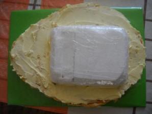 "Торт ""Киндер сюрприз"" - фото шаг 4"