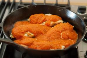 Куриное филе по-тоскански - фото шаг 4