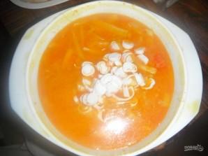Суп в микроволновке - фото шаг 5