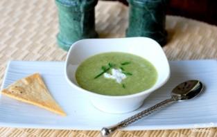 Суп из кресс-салата - фото шаг 7