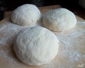Тесто для хачапури - фото шаг 9