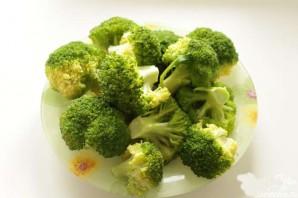 Запеканка с брокколи и картофелем - фото шаг 1