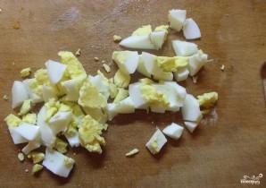 Картофельный салат с кальмарами - фото шаг 5