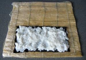 Суши с семгой - фото шаг 2