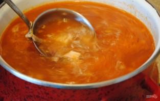 """Суп """"Харчо"""" необычный - фото шаг 10"""