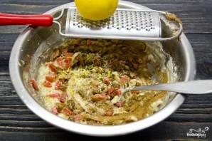 Коврижка с лимоном - фото шаг 4