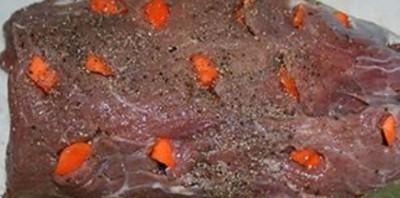 Сочная запеченная говядина - фото шаг 4
