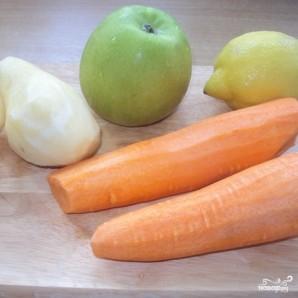 Салат из топинамбура - фото шаг 2