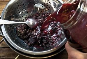 Вино из черники - фото шаг 9