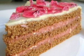 Торт на день рождения девочке 12 лет - фото шаг 10