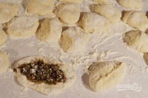 Пирожки из теста - фото шаг 7