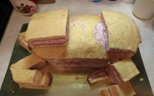 "Торт ""Лошадь"" - фото шаг 2"