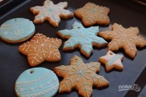 Цветная глазурь для печенья - фото шаг 5