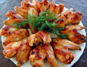 Куриные крылышки в томатном соусе - фото шаг 7