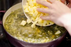 Суп щавелевый с мясом - фото шаг 6
