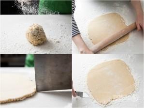 Рождественское печенье со сметаной - фото шаг 3