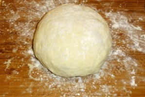 Тесто для пирожков на соде - фото шаг 5