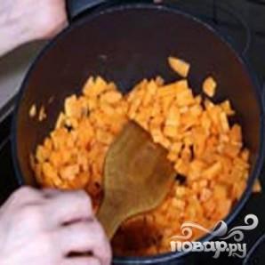 Пенне с морковным соусом - фото шаг 1