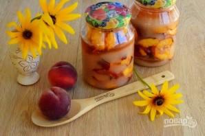 Персики в собственном соку на зиму - фото шаг 2