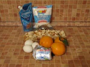 Шарлотка с апельсинами - фото шаг 1
