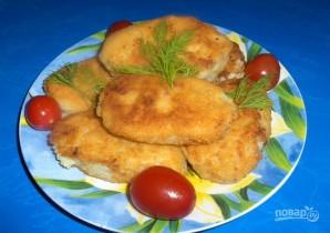 Пирожки с картофелем и салом - фото шаг 6