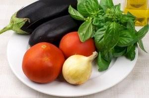Салат к запеченной семге - фото шаг 1